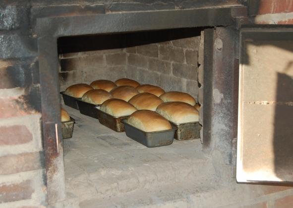 Печь для хлеба промышленная