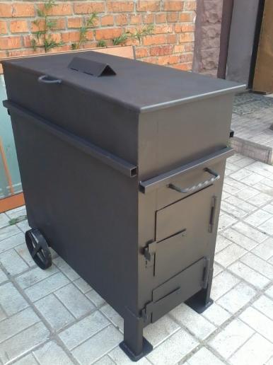 Печи для сжигания мусора промышленные
